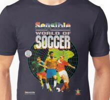 Sensible World of Soccer Unisex T-Shirt
