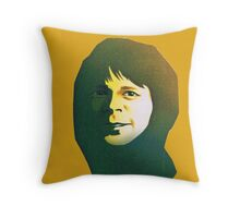 """Bjorn from ABBA, """"The Album"""" solo design n° 4 (of4) Throw Pillow"""