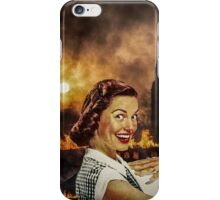 Did I Do That? iPhone Case/Skin