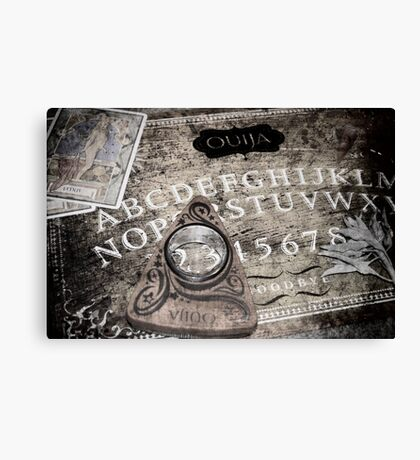 The Mystifying Oracles Canvas Print