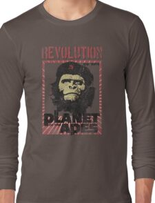 Revolution of the Planet of the Apes Long Sleeve T-Shirt