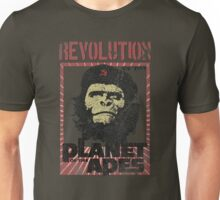 Revolution of the Planet of the Apes Unisex T-Shirt