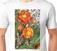 Burnished Marigolds Unisex T-Shirt