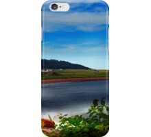HOME BY THE SEA iPhone Case/Skin