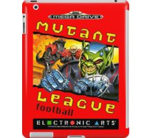 Mutant League Football iPad Case/Skin