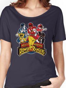 Power Ranger Women's Relaxed Fit T-Shirt