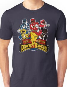 Power Ranger Unisex T-Shirt