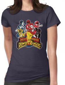 Power Ranger Womens Fitted T-Shirt