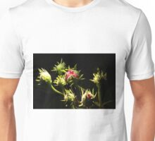 Apple Blossom Buds of the Pink-Pearl Apple Tree Unisex T-Shirt
