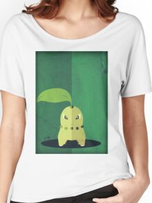 Pokemon - Chikorita #152 Women's Relaxed Fit T-Shirt