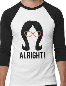 Alright! Men's Baseball ¾ T-Shirt