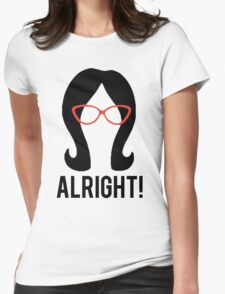 Alright! Womens Fitted T-Shirt