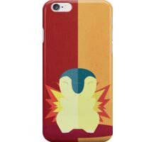Pokemon - Cyndaquil #155 iPhone Case/Skin
