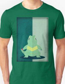 Pokemon - Totodile #158 Unisex T-Shirt