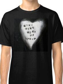 Joy Division - Love will tear us apart Classic T-Shirt