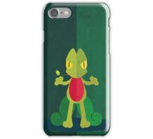 Pokemon - Treecko #252 iPhone Case/Skin