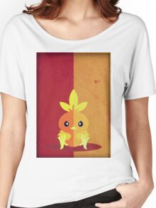 Pokemon - Torchic #255 Women's Relaxed Fit T-Shirt