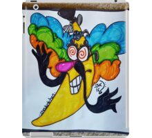 Doctor Screwball Jones iPad Case/Skin