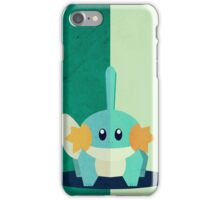 Pokemon - Mudkip #258 iPhone Case/Skin