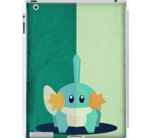 Pokemon - Mudkip #258 iPad Case/Skin