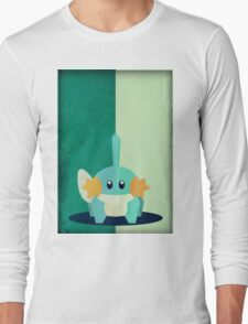 Pokemon - Mudkip #258 Long Sleeve T-Shirt