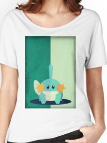 Pokemon - Mudkip #258 Women's Relaxed Fit T-Shirt