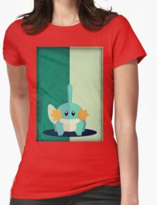 Pokemon - Mudkip #258 Womens Fitted T-Shirt