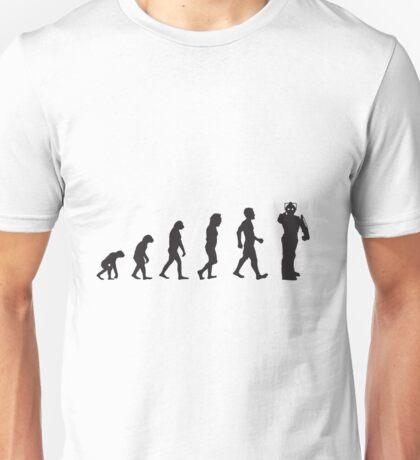 Evolution: Upgraded Unisex T-Shirt