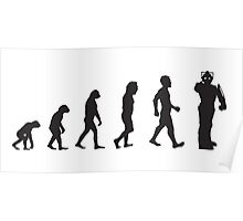 Evolution: Upgraded Poster