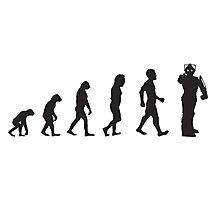 Evolution: Upgraded Photographic Print