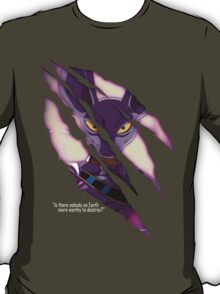 Bills - God of Destruction T-Shirt