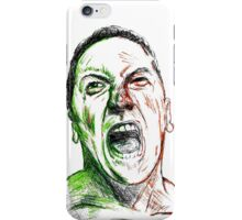 Jimmie Saffar Drawn as The Incredible Hulk iPhone Case/Skin