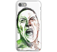 Jimmie Saffar Drawn as The Incredible Hulk iPhone Case/Skin
