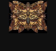 Death's Head Moth Mandala - Symmetrical Unisex T-Shirt