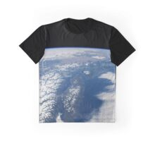 The Pacific Northwest from Earth orbit Graphic T-Shirt