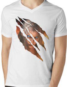 Sephiroth Mens V-Neck T-Shirt