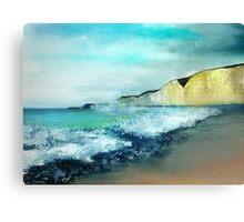 Ocean Front Canvas Print