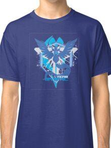 Bad ASH Pokemon Go Team Mystic Shirt  Classic T-Shirt