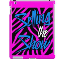 Dolph Ziggler - Selling the Show iPad Case/Skin