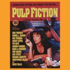Pulp fiction by mayarose00