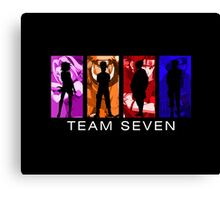 Team Seven Canvas Print