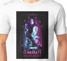 12 Monkeys Unisex T-Shirt