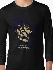 Vincent Volaju Long Sleeve T-Shirt