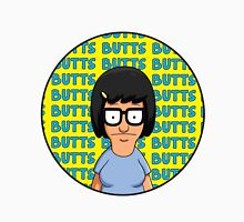 Tina Belcher Butts Yellow Unisex T-Shirt