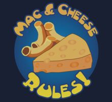 Mac & Cheese Rules by mdkgraphics
