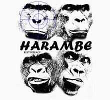 Harambe Art T-shirts Unisex T-Shirt