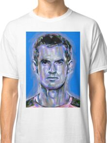 Andy Murray - TeamGB Classic T-Shirt