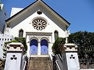Ann Street Presbyterian Church, Brisbane, Qld, Australia by Margaret  Hyde