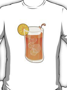 Cartoon Ice tea T-Shirt