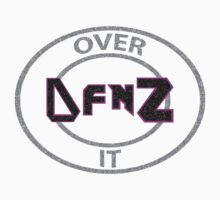 D f'n Z Over It - Dolph Ziggler Kids Clothes